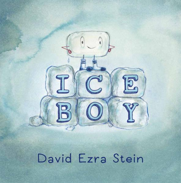 Ice Boy by David Ezra Stein