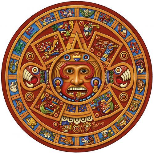 Những điều bí ẩn và ly kỳ về nền văn minh Maya - ảnh 4