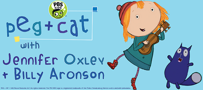 Peg + Cat for Saturday April 8