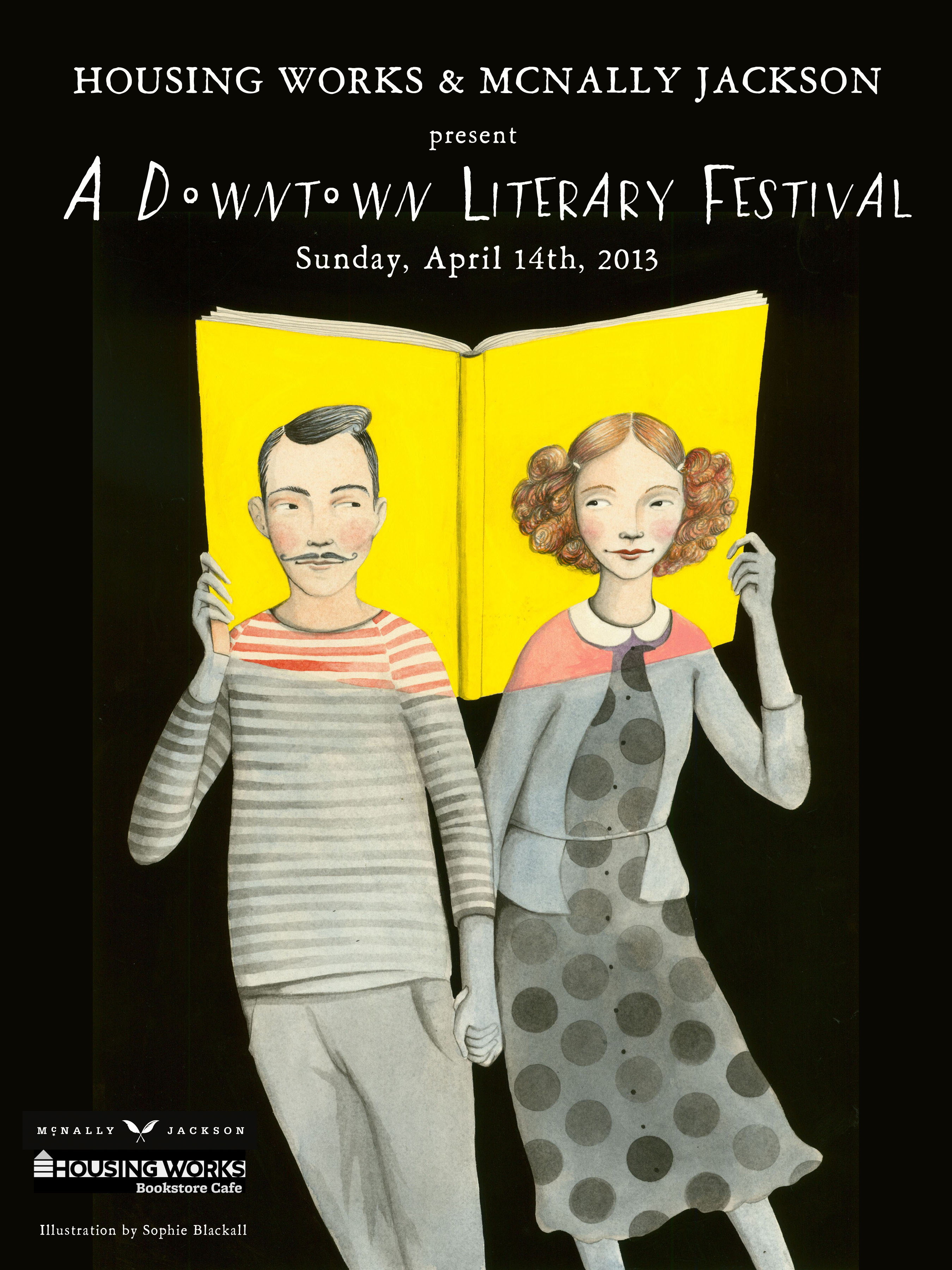 Downtown Literary Festival: Housing Works Bookstore Cafe and McNally ...